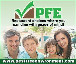 Is Your Favorite Restaurant Pest-Free?