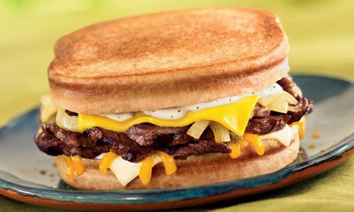 Jack in the Box Introduces Sourdough Cheesesteak Melt