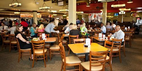 Luby's Debuts First Side-by-Side Luby's Cafeteria and Fuddruckers Restaurant