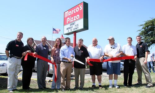 Marco's Pizza Aggressively Expands, Averages One New Franchise Opening Per Week