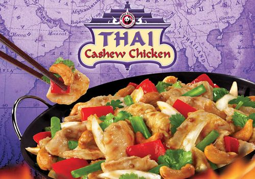Panda Express Brings Back Thai Cashew Chicken Breast