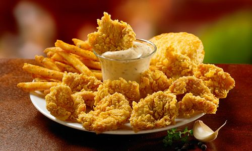 Popeyes Is Double Dip'n into Dip'n Chick'n Success - It's Back!