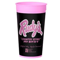 """Rudy's """"Country Store"""" and Bar-B-Q Introduces Limited Edition Pink Cups in October to Raise $50,000 for National Breast Cancer Foundation"""