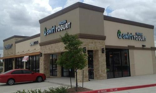 U-Swirl Frozen Yogurt Katy, Texas