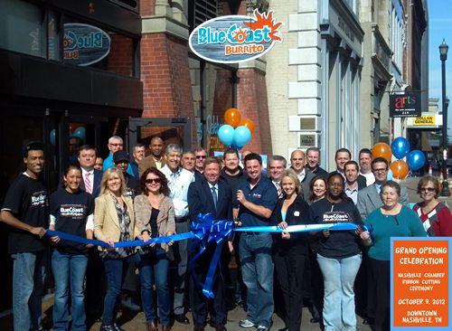 Blue Coast Burrito Opens 13th Restaurant
