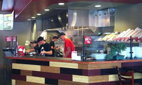 Canadian Restaurant Chain Wok Box Expands With First U.S. Restaurant In Oregon