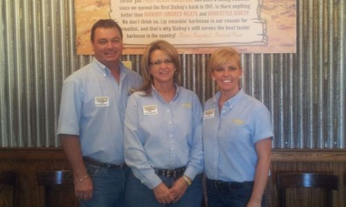 Dickey's Texas Fleet Expands into Levelland