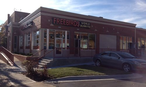 FREEBIRDS World Burrito Opens First Location in Missouri