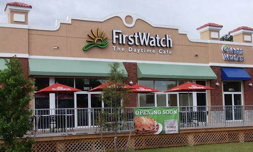 First Watch Opens First Restaurant in Ocala