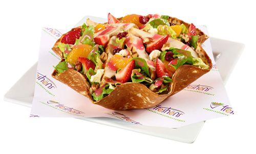 Freshëns Strawberry Chicken Salad