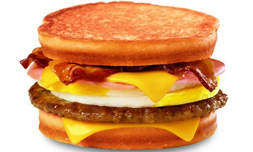Jack in the Box Launches Loaded Breakfast Sandwich