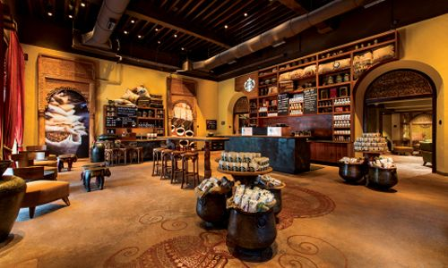 Starbucks Opens Spectacular Flagship Store in Mumbai, Honoring the Dynamic Culture of India