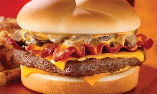 Wendy's Bacon Portabella Melt Offers Craveable Tastes that Make You Melt