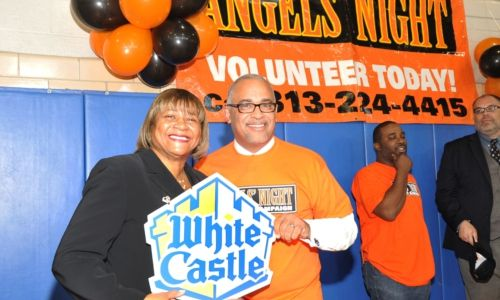White Castle turns up the heat on Detroit