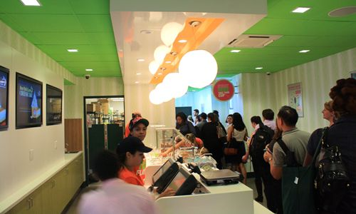 16 Handles Invites All Affected by Hurricane Sandy to Recharge and Reconnect at All Open Locations