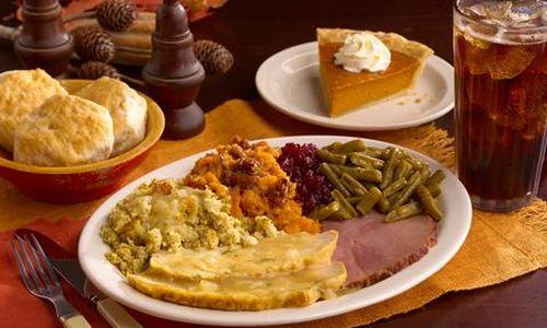 Cracker Barrel's Thanksgiving Dinner To-Go