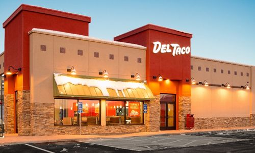 Del taco opens restaurant in park city utah restaurant magazine for Mexican restaurant garden city