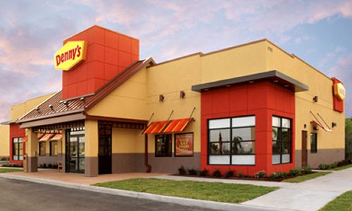 Denny's (also known as Denny's Diner on some of the locations' signage) is an American table service diner-style restaurant chain.
