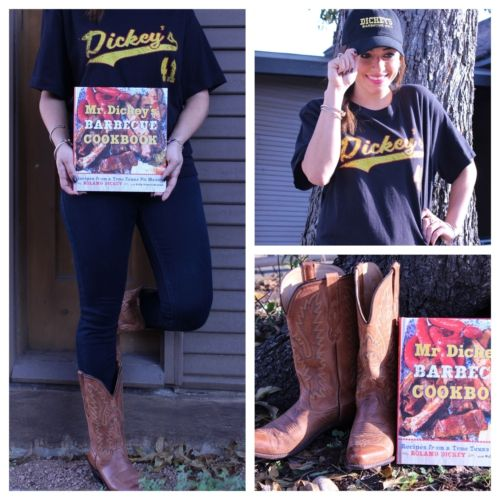Dickey's Announces Roll-Out of Smokin' Hot Branded Merchandise Site