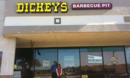Dickey's Multi-Unit Owner Opens His Fourth Location in Texas