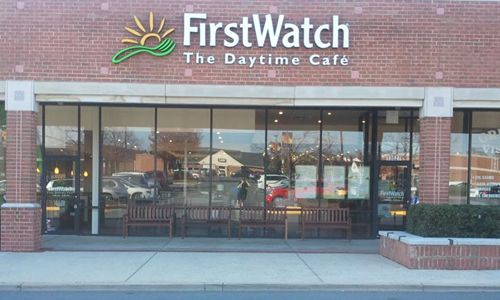 First Watch Opens First Restaurant in Chantilly