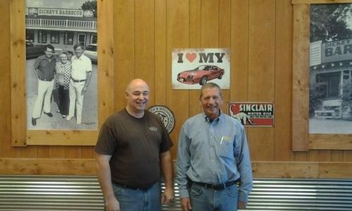 Grand Island Celebrates at Dickey's Barbecue Pit