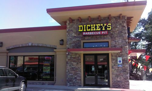 Live Music and Dollar Sandwiches at Dickey's Barbecue in Lufkin