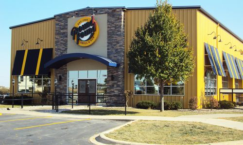 New Ground Round in Rochester Opens With Brand Leading Results
