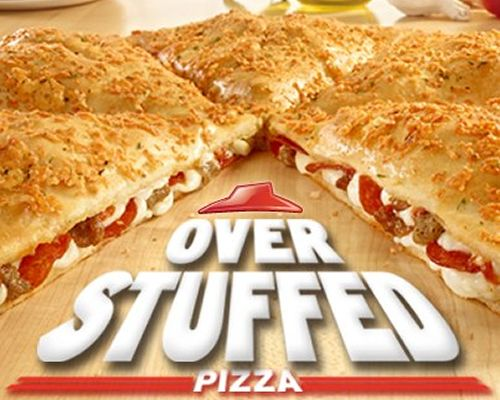 Pizza Hut Offers 50 Percent Off 1,000 New Overstuffed Pizzas As Part Of 'Red Roof Wednesday' Deals