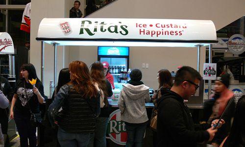 Rita's Italian Ice To Serve Frozen Treats At Prudential Center