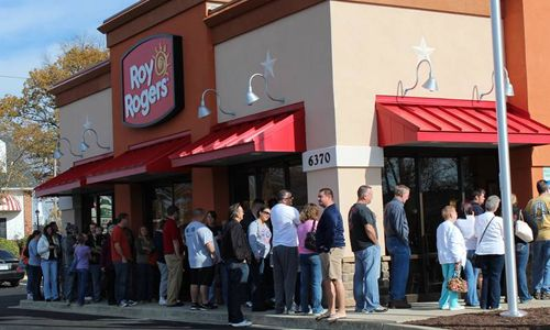Roy Rogers Restaurant Returns to La Plata, MD, Showcasing Franchise Growth Through Affordable Conversion
