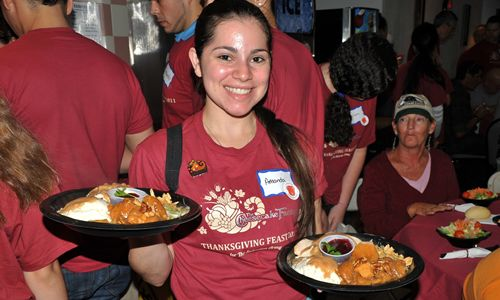 The Cheesecake Factory Provides for Those in Need at 11th Annual Thanksgiving Day Feasts