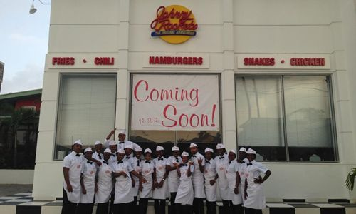 All-American Johnny Rockets Opens First Restaurant in Nigeria