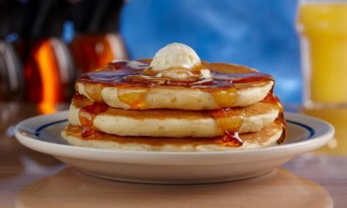 All You Can Eat Pancakes Are Back at IHOP for a Limited Time, Beginning January 2nd