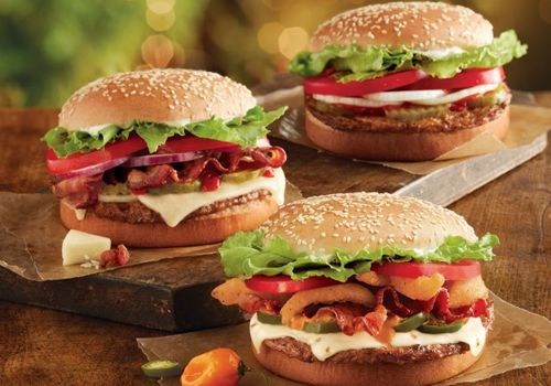 Burger King Offers 55 Cents Whopper Deal