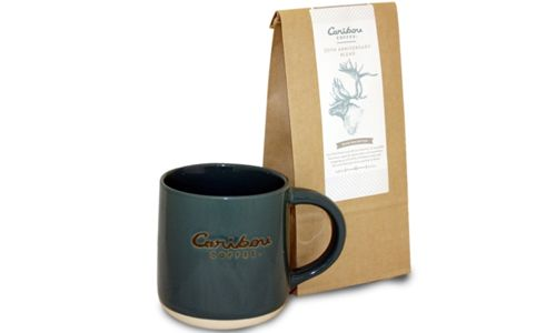 Caribou Coffee Celebrates Its 20th Anniversary