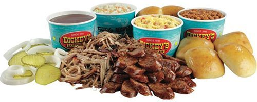 Dickey's Barbecue Adds to its California Fleet