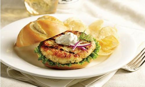 New Trout Burgers Offer Tasty, Healthy Treat