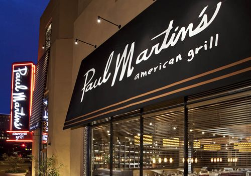 Paul Martin's American Grill to Open at Hillsdale Shopping Center in San Mateo in 2013