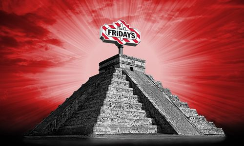 "T.G.I. Friday's Hosts ""Last Friday"" Nationwide on Eve of Mayan Calendar Last Day"