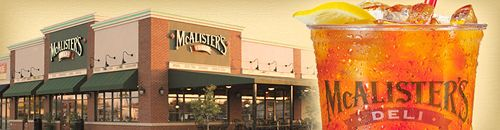 McAlister's Deli Awards The Saxton Group and Southwest Deli as Franchisees of the Year