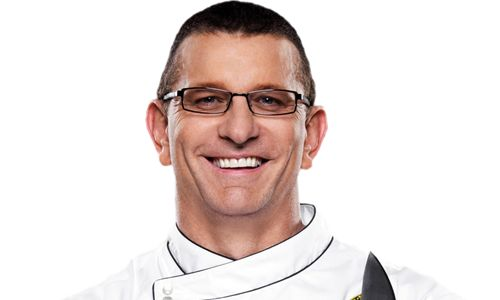 Behind the Scenes: Chef Robert Irvine of Restaurant Impossible