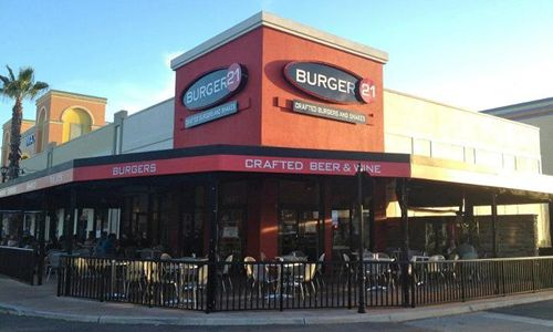 Burger 21 Announces Strong 2012 with the Opening of First Franchised Restaurant and Signing of Eleven Franchise Units
