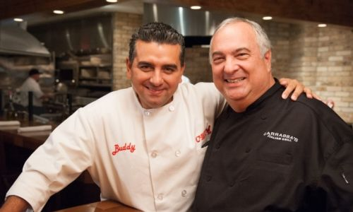 Carrabba's Italian Grill Featured On TLC's Next Great Baker