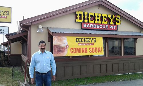 Dickey's Barbecue Brings Mouthwatering Barbecue to Katy