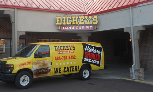 Dickey's Barbecue Opens its Third Restaurant in Pennsylvania
