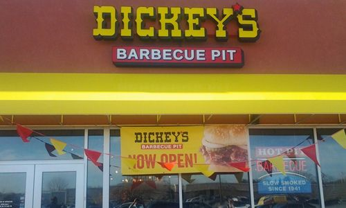 Dickey's Barbecue Pit Heating Up New York with Authentic Barbecue