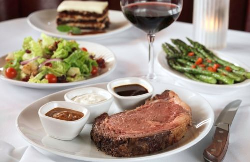 "Fleming's Prime Steakhouse & Wine Bar Starts the New Year Right with Prime Rib and ""Savor & Sip"" Dinners in January"