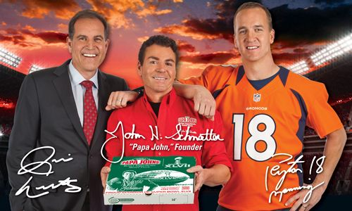 Free Papa John's Pizza If You Correctly 'Call' the Coin Toss for Super Bowl XLVII