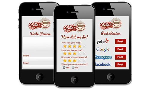GoBizReview.com Helps Restaurants Increase Online Reputation and Social Media SEO Marketing